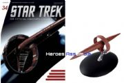 Star Trek Official Starships Collection #034 Vulcan Surak Class Eaglemoss